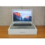 notebook มือสอง New MacBook Air 13-inch (Early 2015) Core i5 1.6GHz Ram 4GB SSD 128GB ของใหม่แกะกล่อง